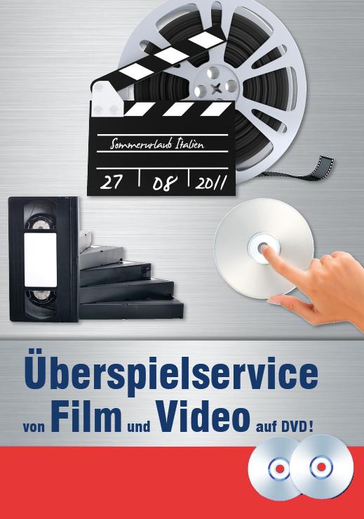 Überspielservice Film und Video